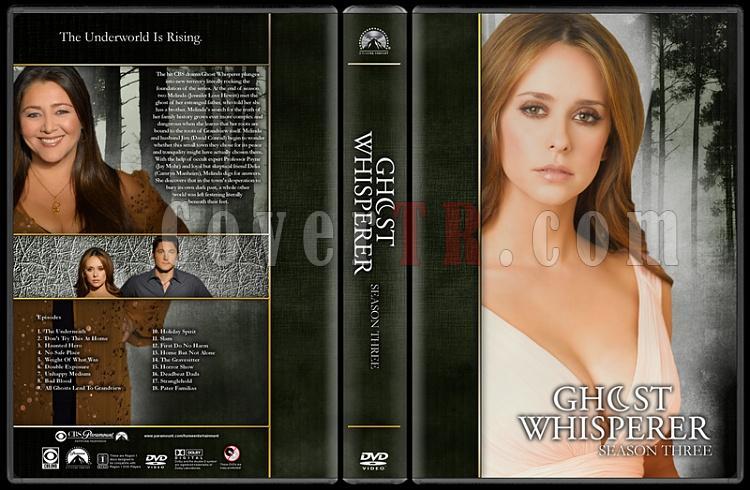 Ghost Whisperer (Seasons 1-5) - Custom Dvd Cover Set - English [2005-2010]-3jpg