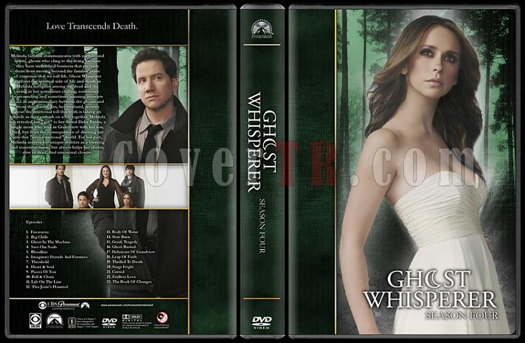 Ghost Whisperer (Seasons 1-5) - Custom Dvd Cover Set - English [2005-2010]-4jpg