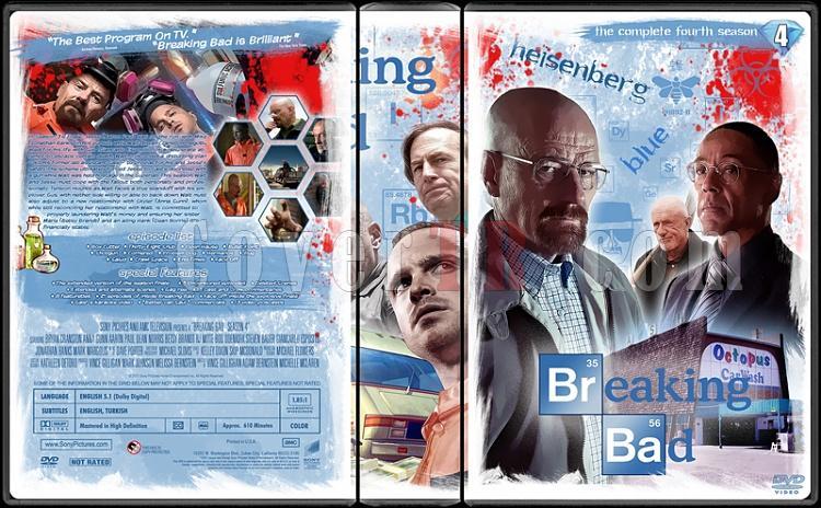 Breaking Bad (Seasons 1-5) - Custom Dvd Cover Set - English [2008-2013]-44jpg