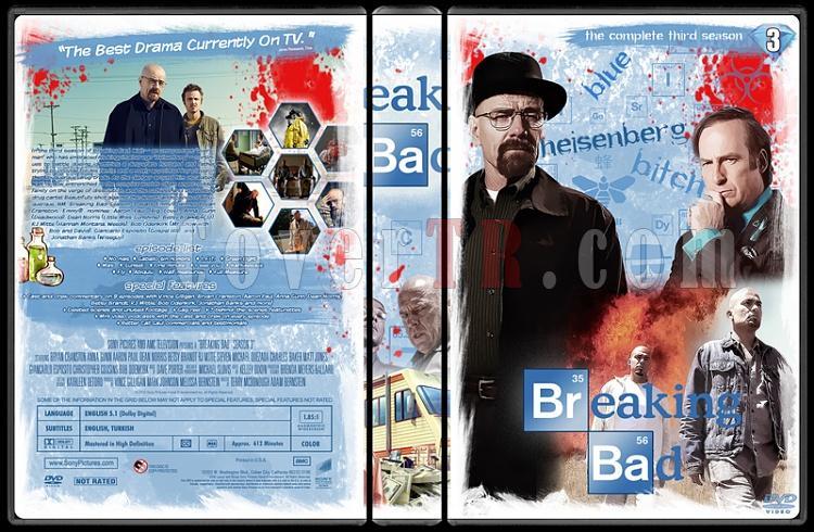 Breaking Bad (Seasons 1-5) - Custom Dvd Cover Set - English [2008-2013]-33jpg