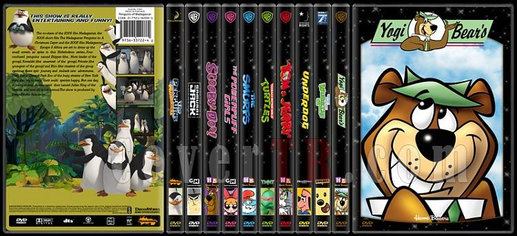TV Cartoon Collection - Custom Dvd Cover Set - English-part-2jpg
