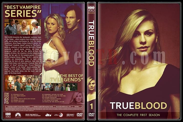 True Blood (Seasons 1-6) - Custom Dvd Cover Set - English [2008-2014]-1jpg