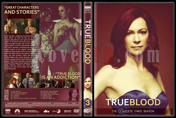 True Blood (Seasons 1-6) - Custom Dvd Cover Set - English [2008-2014]-3jpg