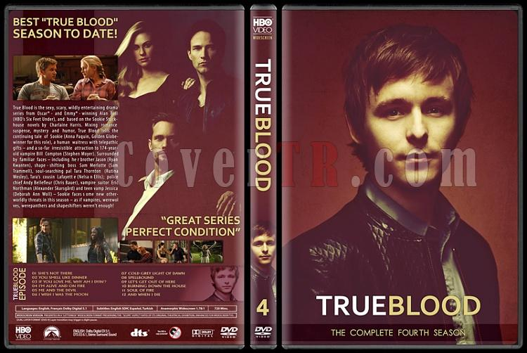 True Blood (Seasons 1-6) - Custom Dvd Cover Set - English [2008-2014]-4jpg