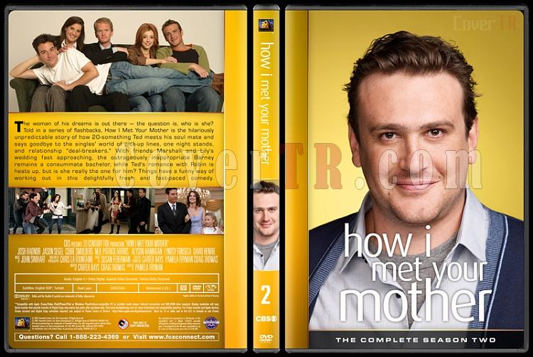 How I Met Your Mother (Seasons 1-9) - Custom Dvd Cover Set - English [2005-2014]-2jpg