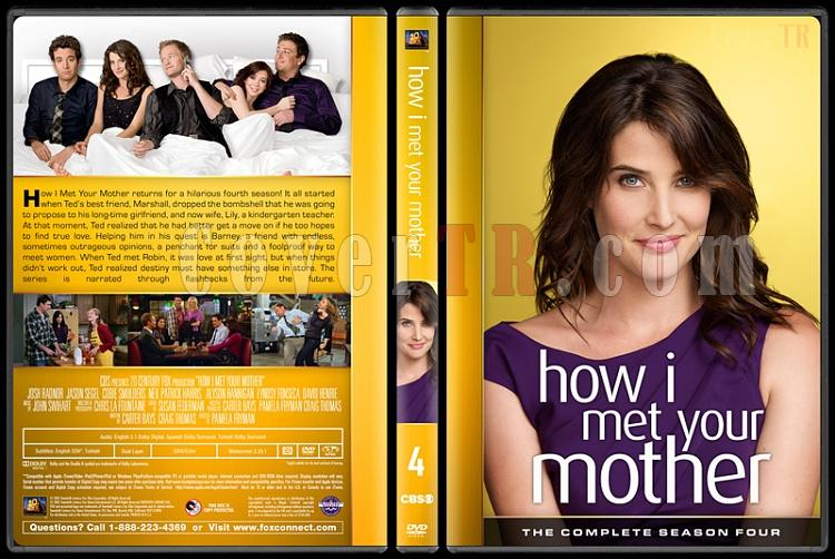 How I Met Your Mother (Seasons 1-9) - Custom Dvd Cover Set - English [2005-2014]-4jpg