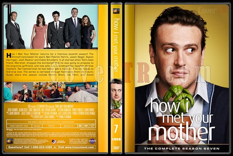 How I Met Your Mother (Seasons 1-9) - Custom Dvd Cover Set - English [2005-2014]-7jpg