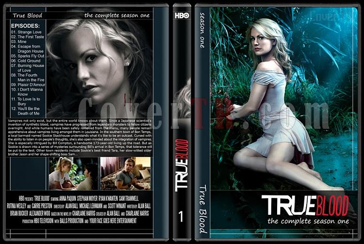 True Blood (Seasons 1-6) - Custom Dvd Cover Set - English [2008-?]-1jpg
