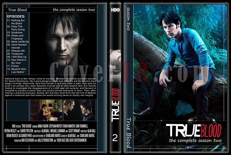 True Blood (Seasons 1-6) - Custom Dvd Cover Set - English [2008-?]-2jpg