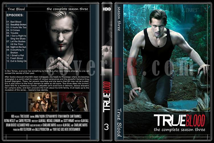 True Blood (Seasons 1-6) - Custom Dvd Cover Set - English [2008-?]-3jpg