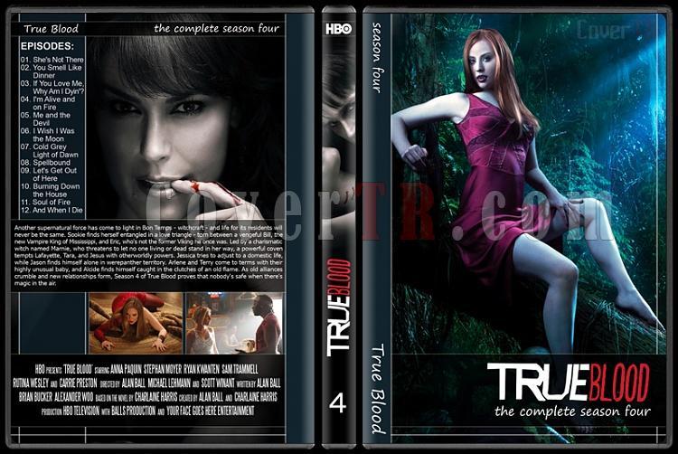 True Blood (Seasons 1-6) - Custom Dvd Cover Set - English [2008-?]-4jpg