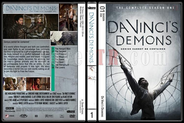 Da Vinci's Demons (Seasons 1-2) - Custom Dvd Cover - English [2013- ?]-da-vincis-demons-season-1jpg