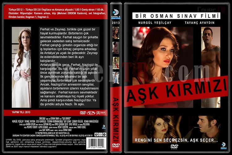 Türk Dram Filmleri Koleksiyonu - Custom Dvd Cover Set - Türkçe [1978-2013]-ask-kirmizi-2013jpg