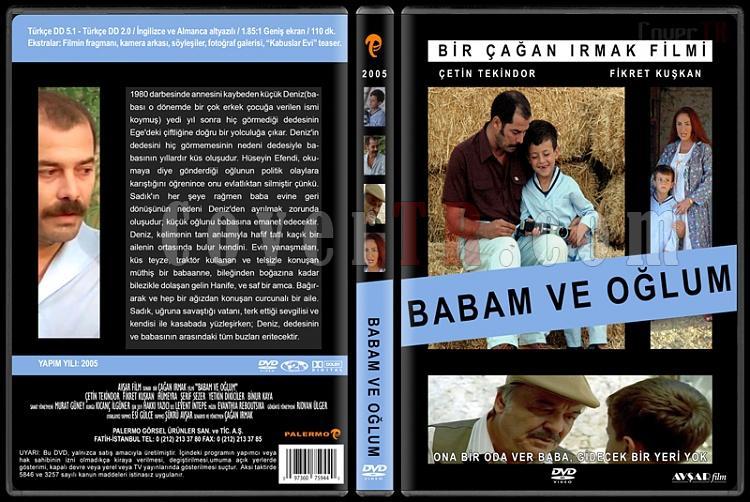 Türk Dram Filmleri Koleksiyonu - Custom Dvd Cover Set - Türkçe [1978-2013]-babam-ve-oglum-2005jpg