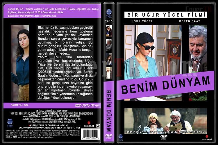 Türk Dram Filmleri Koleksiyonu - Custom Dvd Cover Set - Türkçe [1978-2013]-benim-dunyam-2013jpg
