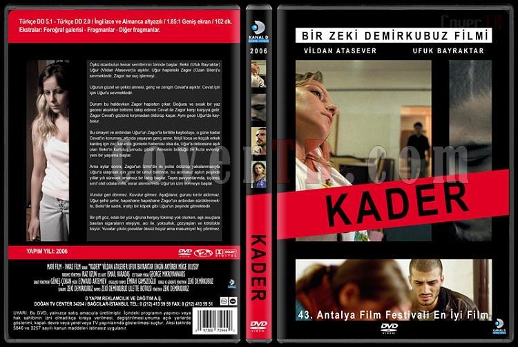 Türk Dram Filmleri Koleksiyonu - Custom Dvd Cover Set - Türkçe [1978-2013]-kader-2006jpg