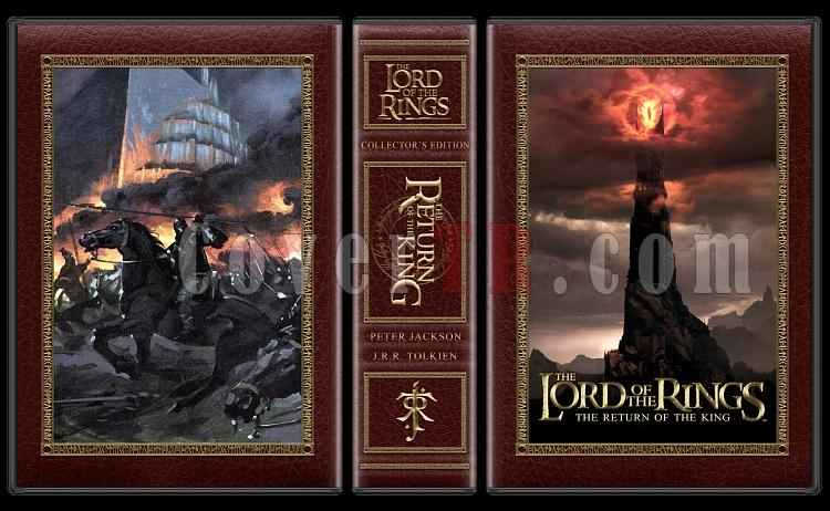 The Lord of the Rings Collection - Custom Dvd Cover Set - English [2001-2003]-alpha-lotr-rotkjpg