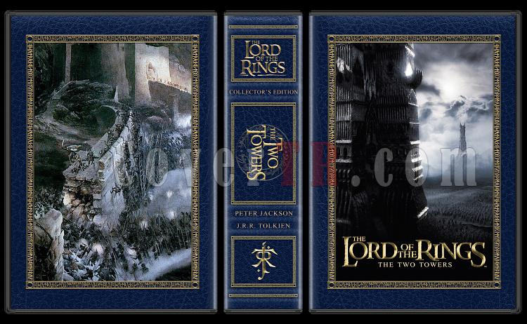 The Lord of the Rings Collection - Custom Dvd Cover Set - English [2001-2003]-alpha-lotr-tttjpg