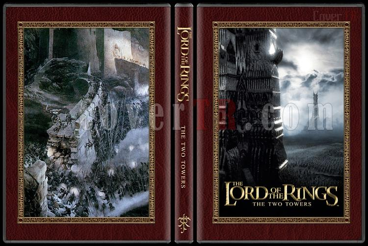 The Lord of the Rings Collection - Custom Dvd Cover Set - English [2001-2003]-2jpg