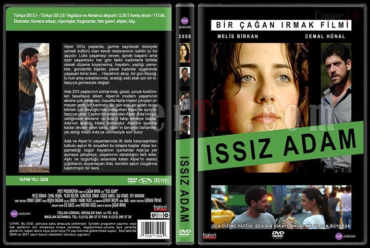 Türk Dram Filmleri Koleksiyonu - Custom Dvd Cover Set - Türkçe [1978-2013]-issiz-adam-2008jpg
