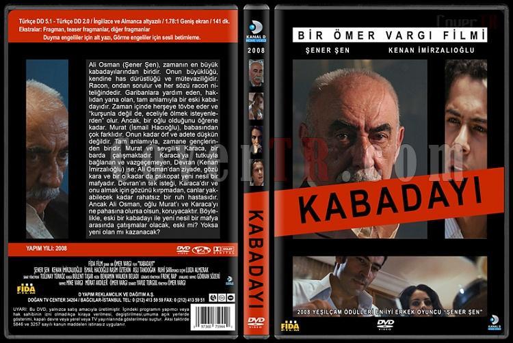 Türk Dram Filmleri Koleksiyonu - Custom Dvd Cover Set - Türkçe [1978-2013]-kabadayi-2008jpg