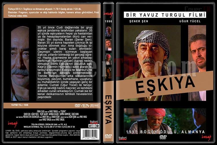 Türk Dram Filmleri Koleksiyonu - Custom Dvd Cover Set - Türkçe [1978-2013]-eskiya-1996jpg