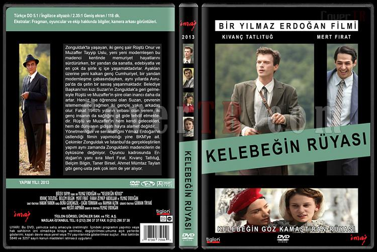 Türk Dram Filmleri Koleksiyonu - Custom Dvd Cover Set - Türkçe [1978-2013]-kelebegin-ruyasi-2013jpg