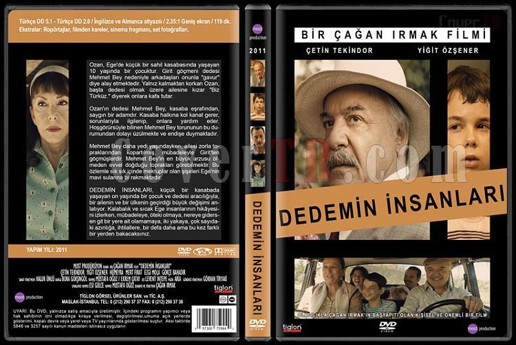 Türk Dram Filmleri Koleksiyonu - Custom Dvd Cover Set - Türkçe [1978-2013]-dedemin-insanlari-2011jpg