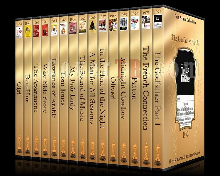 Best Picture Collection - Custom Dvd Cover Set - English [1927-2010]-3jpg