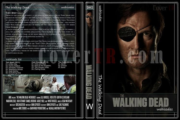 The Walking Dead (Seasons 1-5) - Custom Dvd Cover Set - English [2010-?]-wjpg