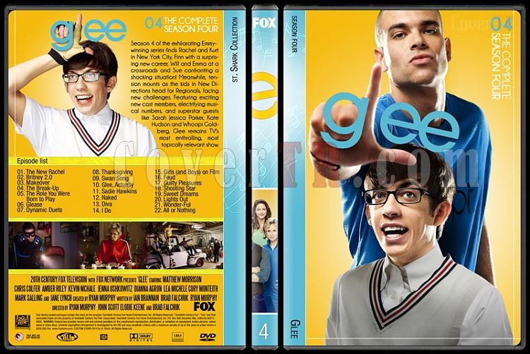 Glee (Seasons 1-6) - Custom Dvd Cover Set - English [2009-2015]-4jpg
