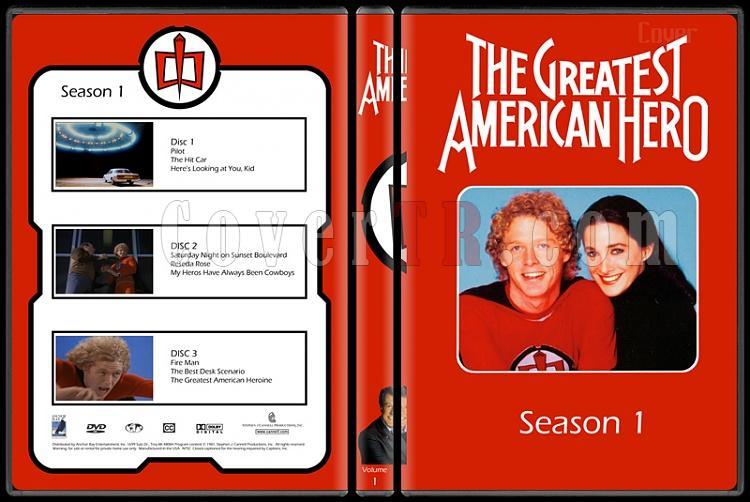 The Greatest American Hero (Season 1-3) - Custom Dvd Cover - English [1981-1983]-1jpg