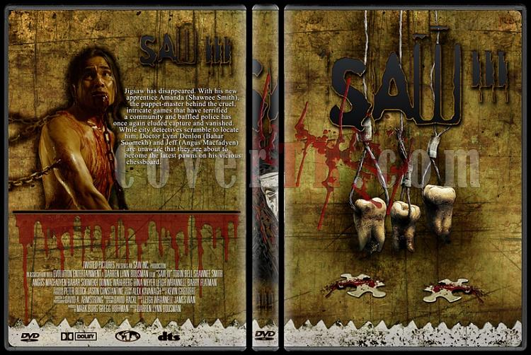 Saw - Custom Dvd Cover Set - English [2004-2010]-3jpg