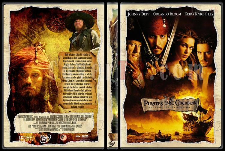 Pirates of the Caribbean Collection - Custom Dvd Cover - Türkçe [2003-2011]-2jpg