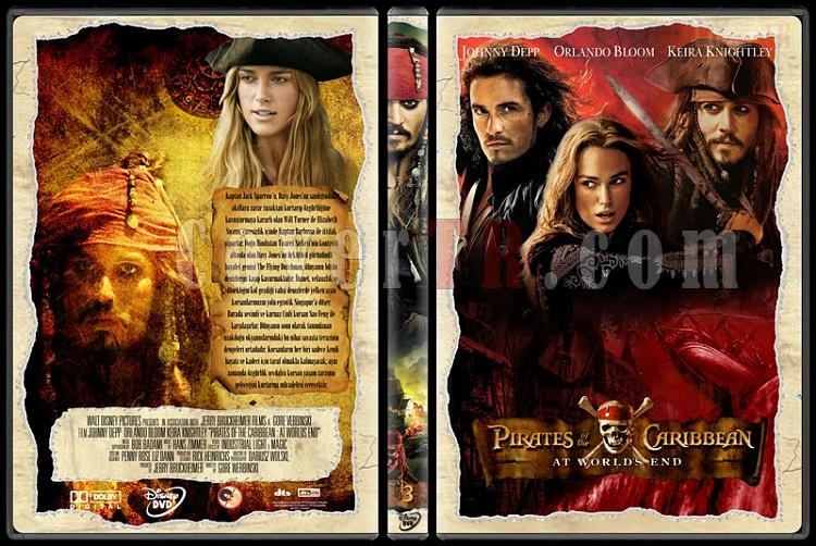 Pirates of the Caribbean Collection - Custom Dvd Cover - Türkçe [2003-2011]-4jpg