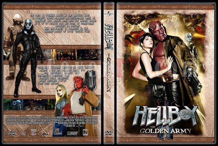 Hellboy Collection - Custom Dvd Cover Set - English [2004-2008]-hellboy-golden-armyjpg