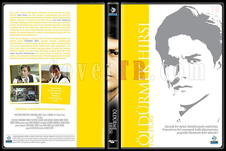 Alain Delon Collection 1 - Scan Dvd Cover Set - Türkçe-oldurmek-hirsijpg