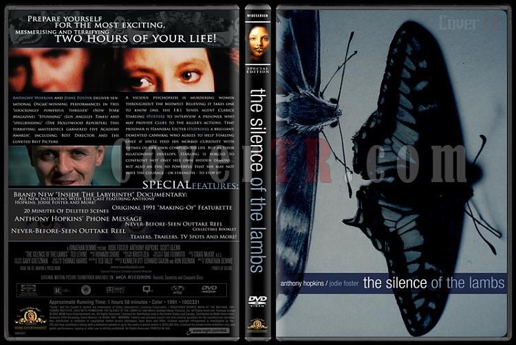 Hannibal Lecter Collection - Custom Dvd Cover Set - English [1986-2001]-2jpg