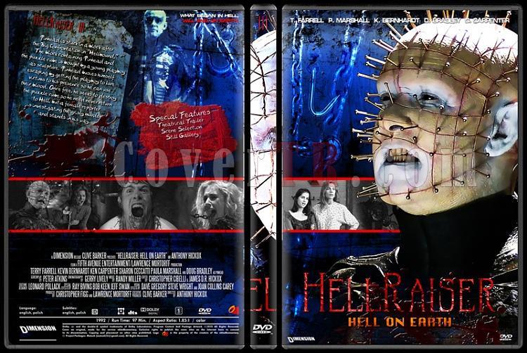 Hellraiser Collection - Custom Dvd Cover Set - English [1987-2005]-3jpg