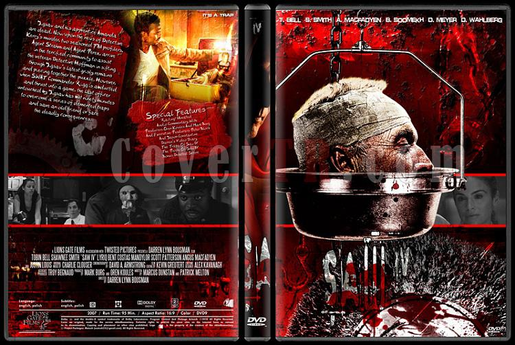 Saw Collection - Custom Dvd Cover Set - English [2004-2010]-4jpg