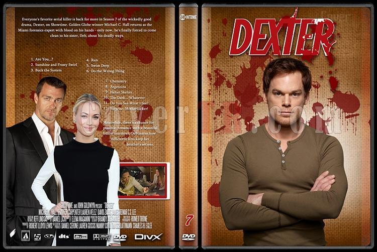 Dexter (Season 1-8) - Custom Dvd Cover Set - English [2003-2013]-dexter_7jpg