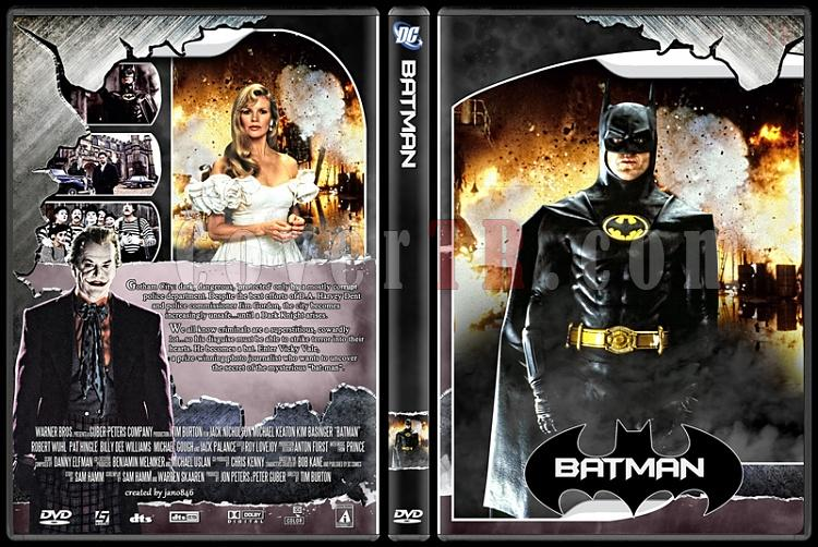 Batman Collection - Custom Dvd Cover Set - English [1989-2012]-batmanjpg