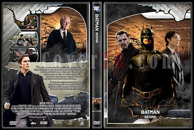 Batman Collection - Custom Dvd Cover Set - English [1989-2012]-batman__beginsjpg