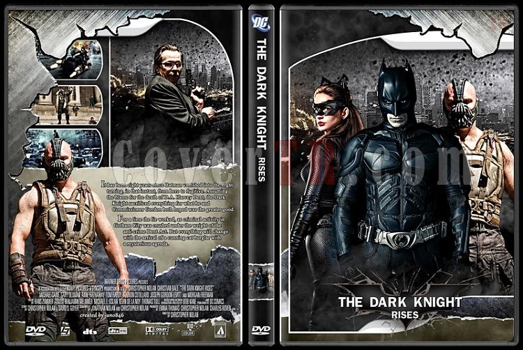 Batman Collection - Custom Dvd Cover Set - English [1989-2012]-batman_dark_knight_risesjpg