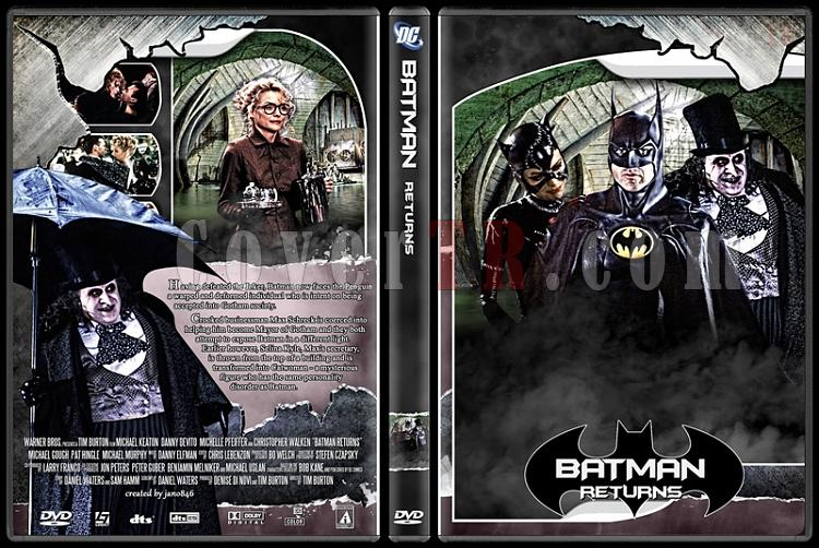 Batman Collection - Custom Dvd Cover Set - English [1989-2012]-batman_returnsjpg