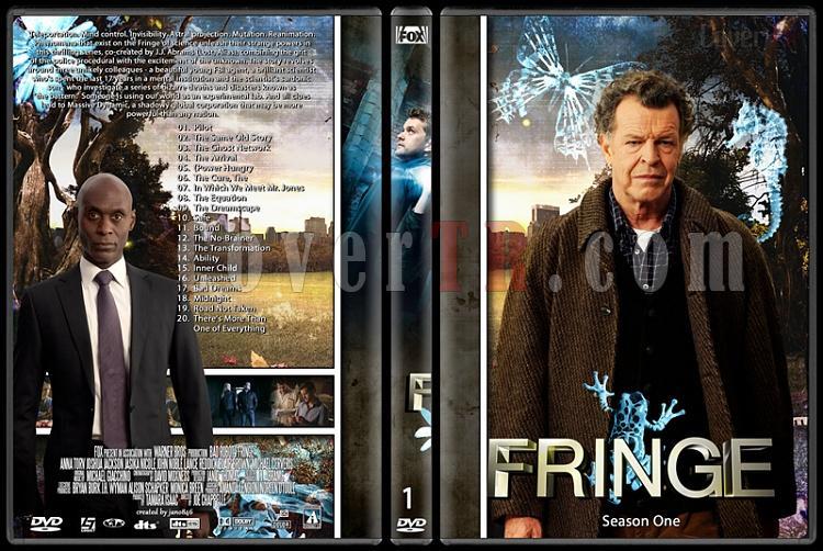 Fringe (Season 1-5) - Custom Dvd Cover Set - English [2008-2013]-fringe_-_season_-_1jpg