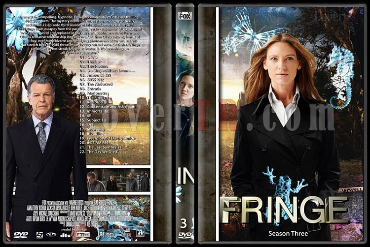 Fringe (Season 1-5) - Custom Dvd Cover Set - English [2008-2013]-fringe_-_season_-_3jpg