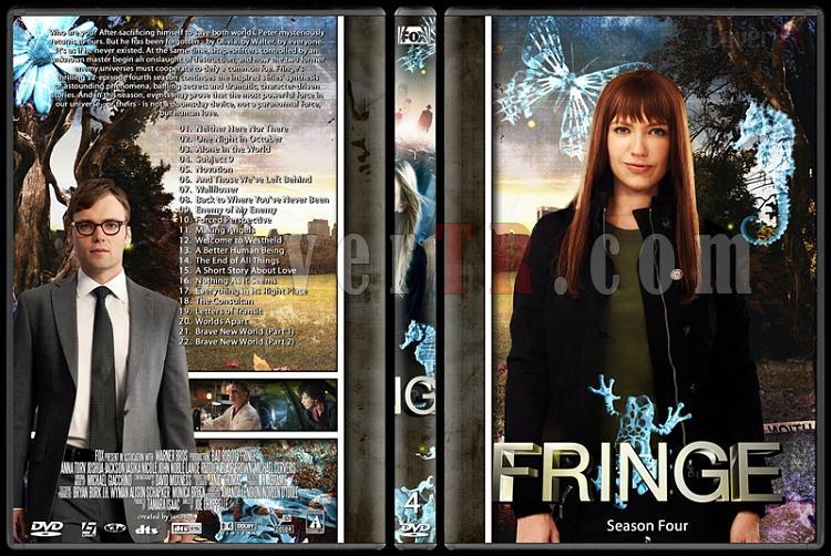 Fringe (Season 1-5) - Custom Dvd Cover Set - English [2008-2013]-fringe_-_season_-_4jpg
