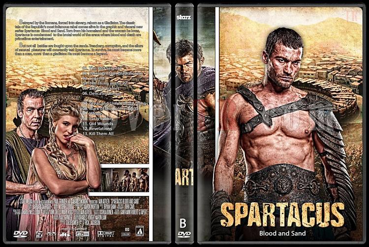 Spartacus (Season 1-4) - Custom Dvd Cover Set - English [2010-2013]-spartacus_2-blood_and_sandjpg
