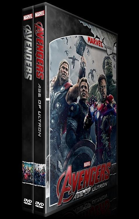The Avengers (Collection) - Custom Dvd Cover Set - English [2012-2015]-avengers-1-2jpg